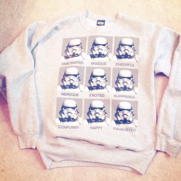 t-shirt cute hipster star wars swag