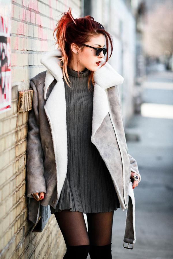 le happy coat dress jacket shoes