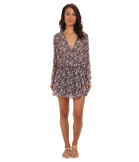 BCBGeneration Drop Waist Dress Vapor Multi Combo - Zappos.com Free Shipping BOTH Ways