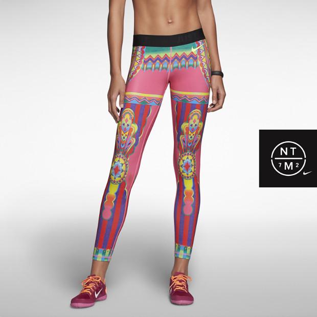 Nike Pro Magical Kaleidoscope Women's Tights