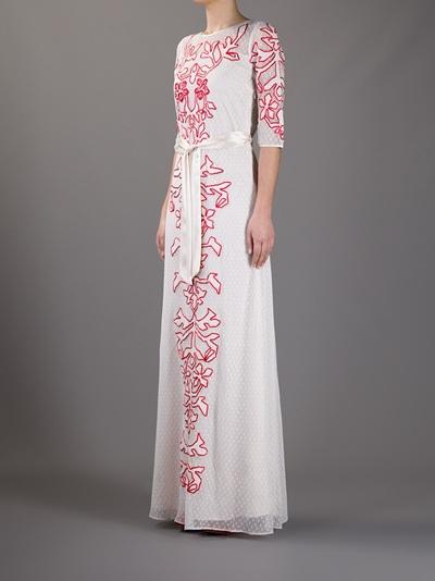 Alice By Temperley Long 'florida' Dress -  - Farfetch.com