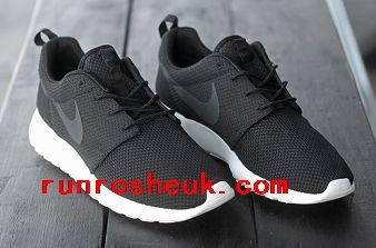 Nike Roshe Run Black White [Rosherun-1266] - £49.00 :