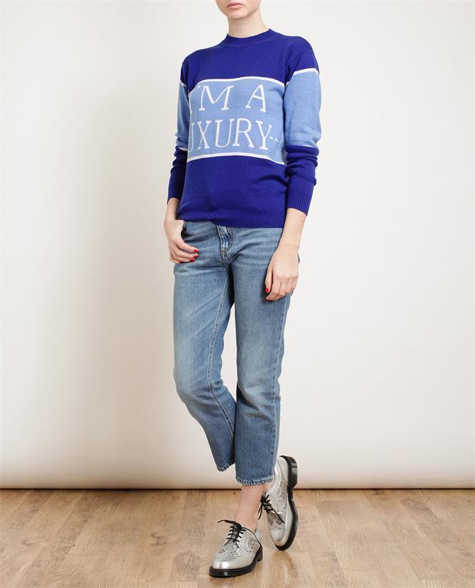WALK OF SHAME | I'm A Luxury Cashmere Jumper | Browns fashion & designer clothes & clothing