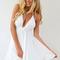 Sabo skirt  nectar dress - white - 58.0000