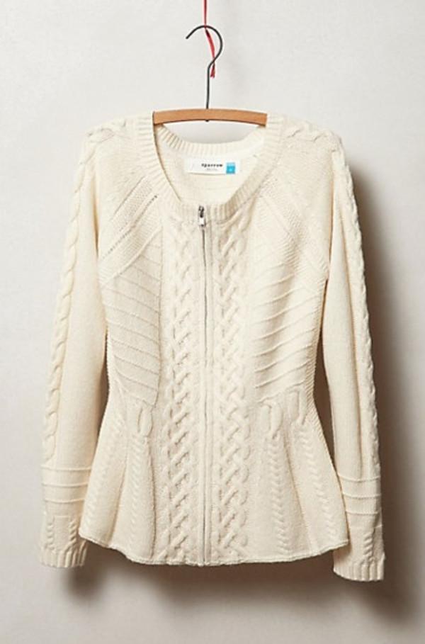 blouse sweater peplum peplum top clothes fall outfits clothes cute cute sweaters peplum shirt