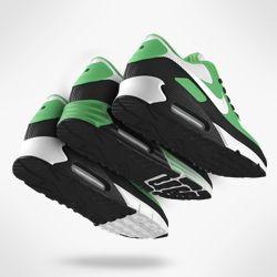 Chaussure Nike Air Max 90 HYP Premium iD. Nike Store FR