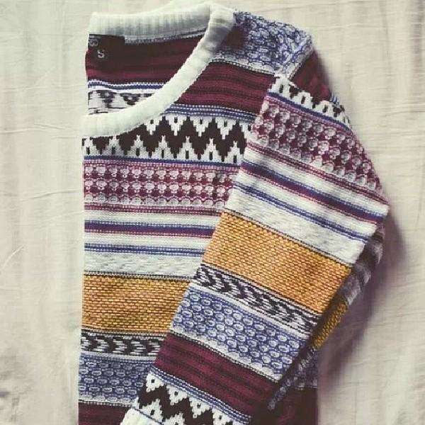 sweater pull oversized sweater winter sweater cute winter sweater color/pattern beautiful