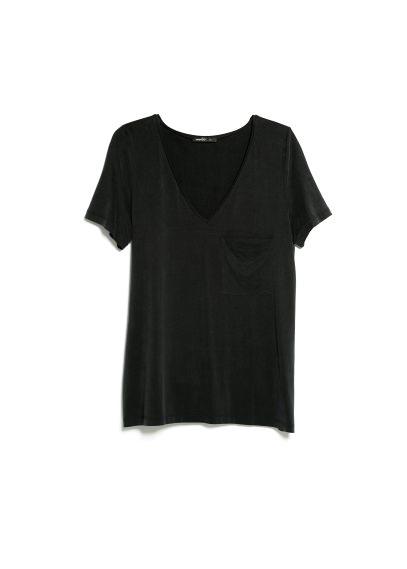 cupro t-shirt