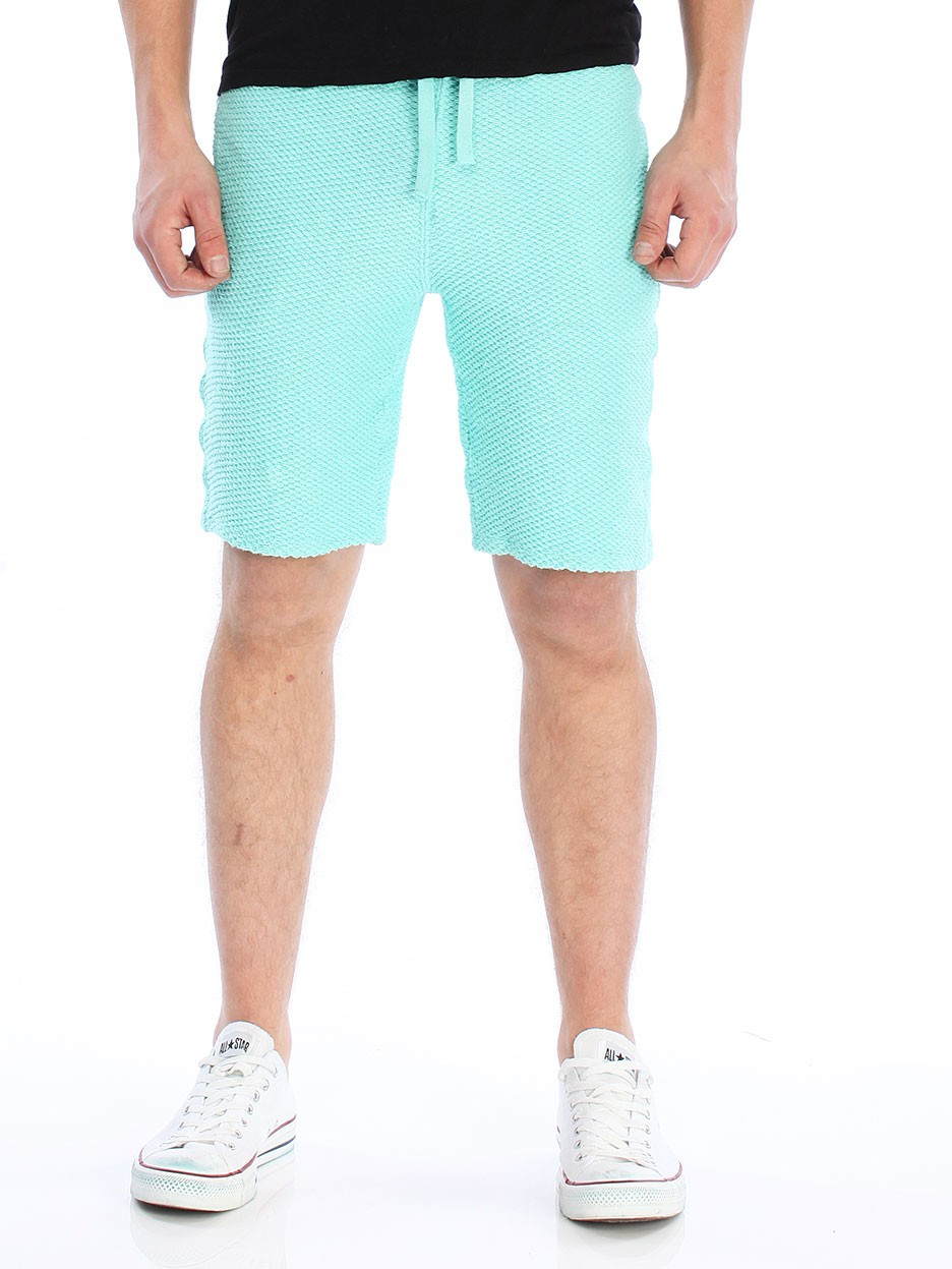 Gypsy05.Com - Official Website :: Shop Men Pants - Tyler Terry Loop Knit Short