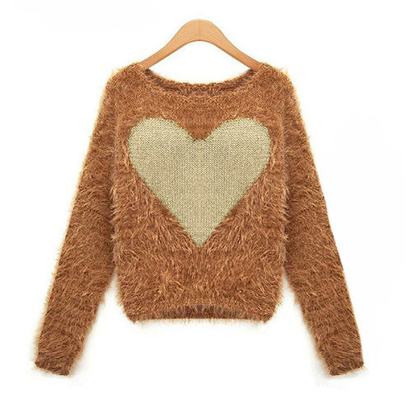 sweater leisure elegant