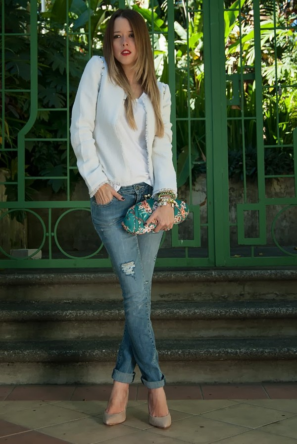 our favourite style jacket jeans shoes bag