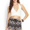 Ornate dolphin shorts | forever21 - 2000067652