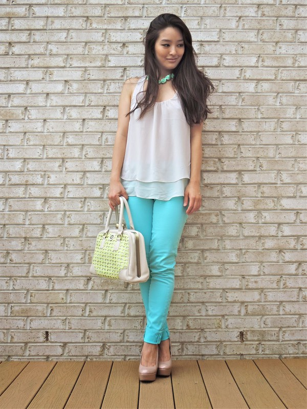 sensible stylista jeans top bag jewels shoes sunglasses
