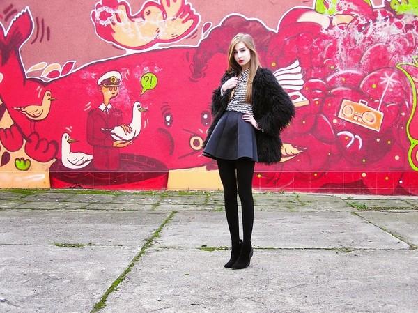 fashionectic coat shirt skirt shoes bag sunglasses