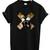 Lion cross t shirt