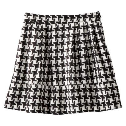 Xhilaration® Juniors Textured A Line Skirt -... : Target