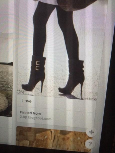 shoes ankle boots black boots cute shoes