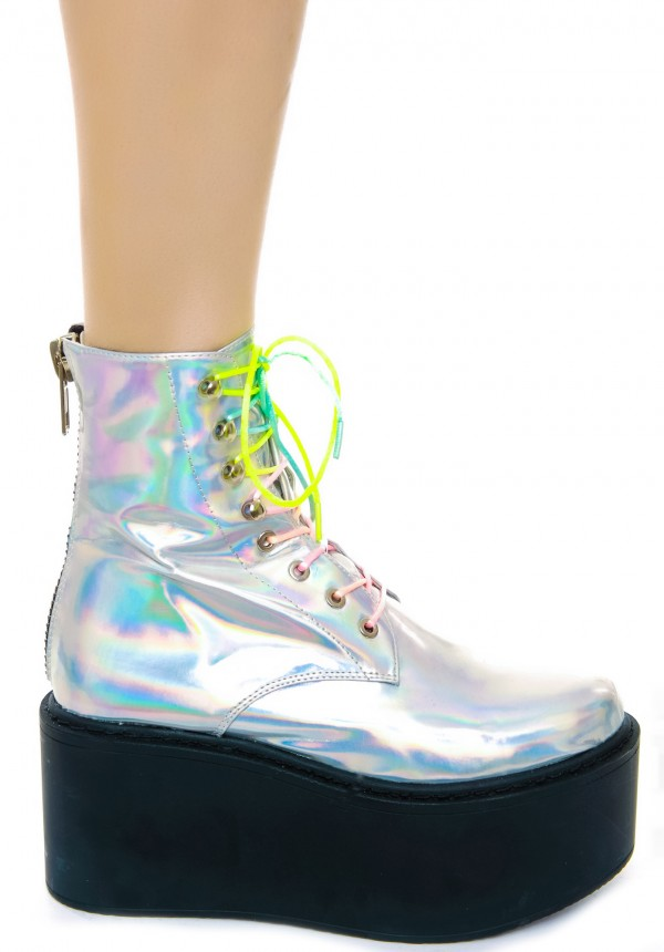 UNIF Gammaray Boot   Dolls Kill
