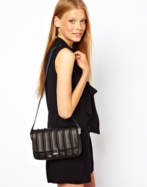 French Connection | French Connection Between The Lines Shoulder Bag at ASOS
