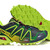 Men's Trail Running Shoes -Salomon Speedcross 3 green grey