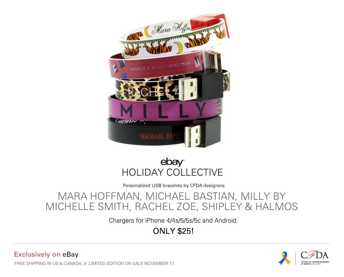 Cfda Milly by Michelle Smith USB Bracelet | eBay
