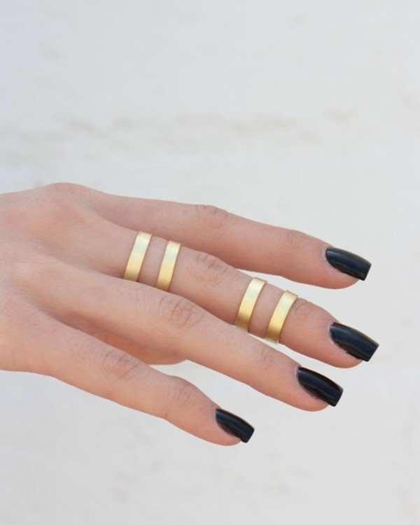 jewels hipster girly ring