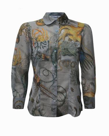 Pacifico Shirt (Steeple Grey) - Bolongaro Trevor, Hoxton Trading Ltd