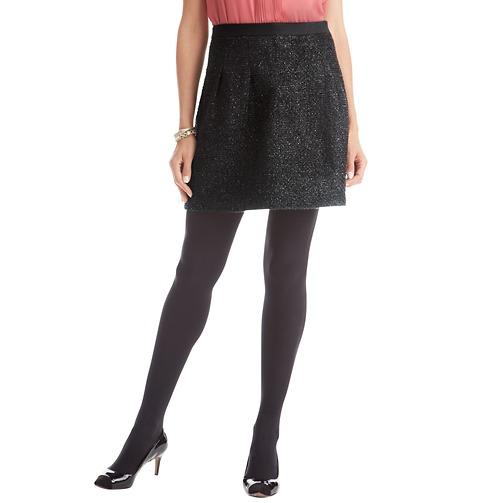 Sparkle Pleated Full Skirt   Loft