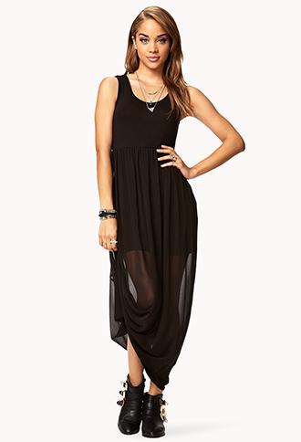 Whimsical Wonder Maxi Dress | FOREVER21 - 2062302757
