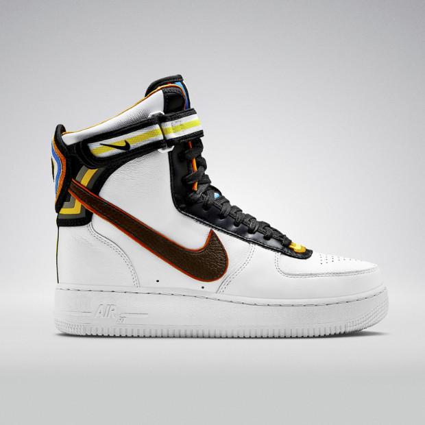 Nike Air Force 1 High SP (Tisci) Men's Shoe. Nike Store BE