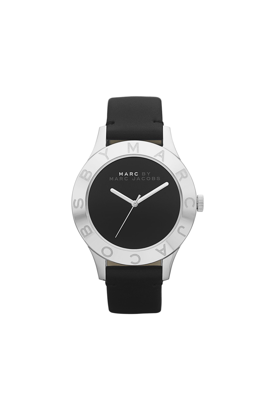 Black Patent Blade 40MM - Watches - Shop marcjacobs.com - Marc Jacobs