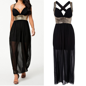 Aliexpress.com : Buy M L Plus Size Free shipping 2013 New Fashion Women Black Asymmetrical Patchwork  Chiffon Sexy Evening Wedding Party Dress 9037 from Reliable party dress white suppliers on Proto Nail Art & Beauty Products Wholesales