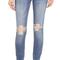 Current/elliott the stiletto biker jeans | trendzmania