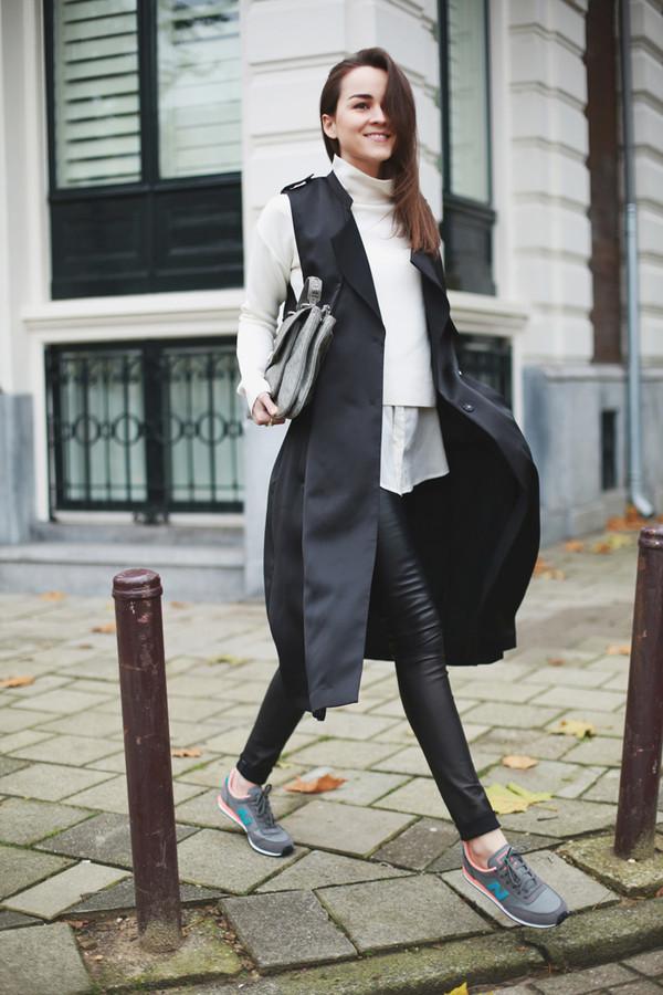 style scrapbook shoes coat pants sweater bag