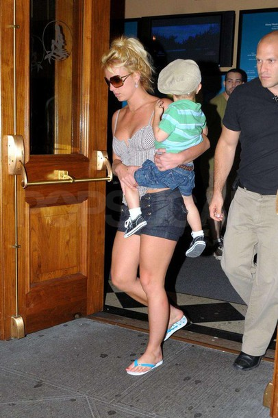 shorts britney spears