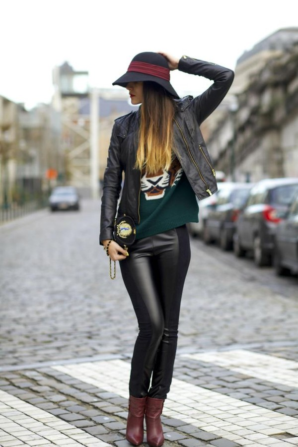 from brussels with love pants sweater jacket shoes hat bag jewels