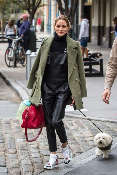 Image result for olivia palermo overalls