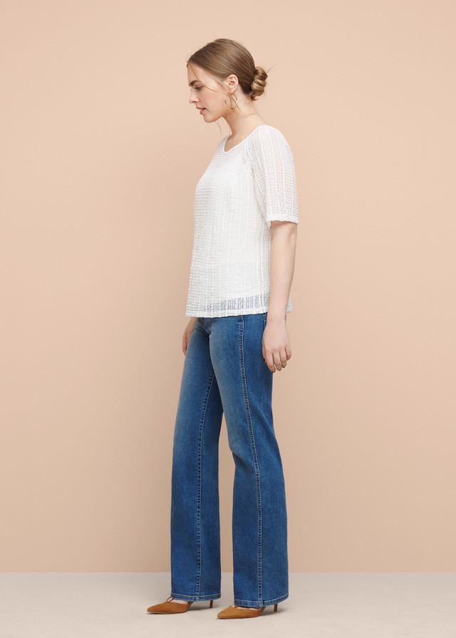 how to break in skinny jeans