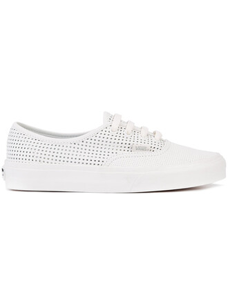 women decoration sneakers leather white shoes