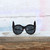 Cat Eared Sunglasses - Black | Obsezz