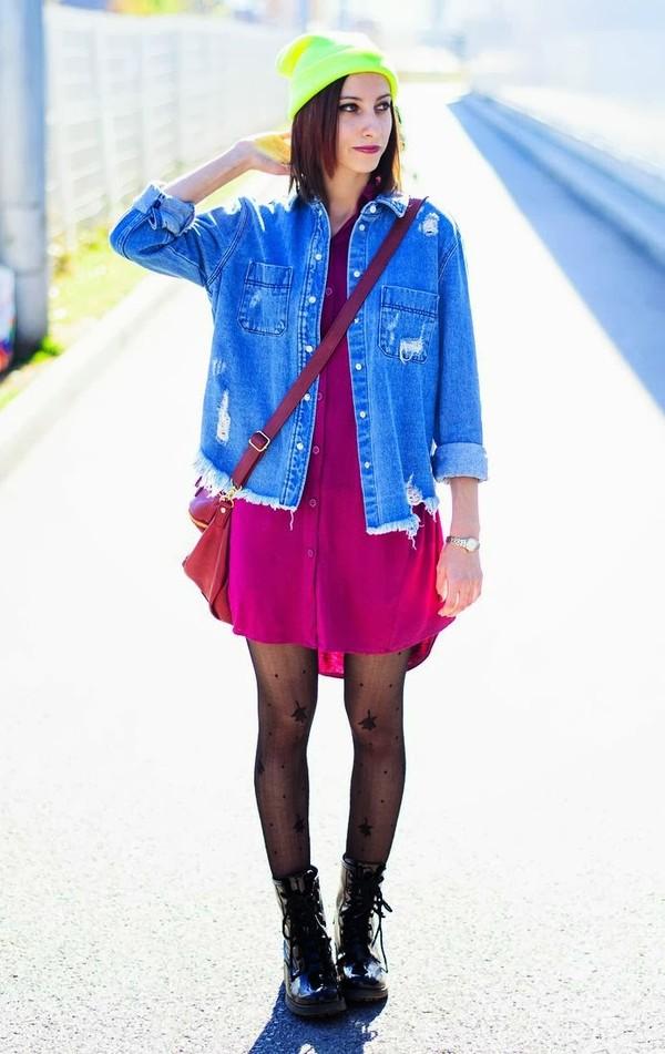 beauty insanity hat blouse