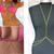 Crossover Celebrity Body Jewelry Necklace Bikini Belly Clubwear Goldtone Chains | eBay