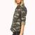 Desert Cutie Camo Shirt Jacket | FOREVER21 - 2000070833