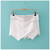 3011 Black White Women Wrap Mini Skort Skirt Irregular Laminated Flanging O | eBay