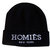Reason Clothing   | Accessories & Hats    | Reason Homiés Beanie Black- on Wanelo