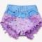 Iggy dyed studded vintage frayed shorts | runwaydreamz