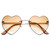 Cute Summer Colorful Heart Shape Womens Sunglasses 8797                           | zeroUV