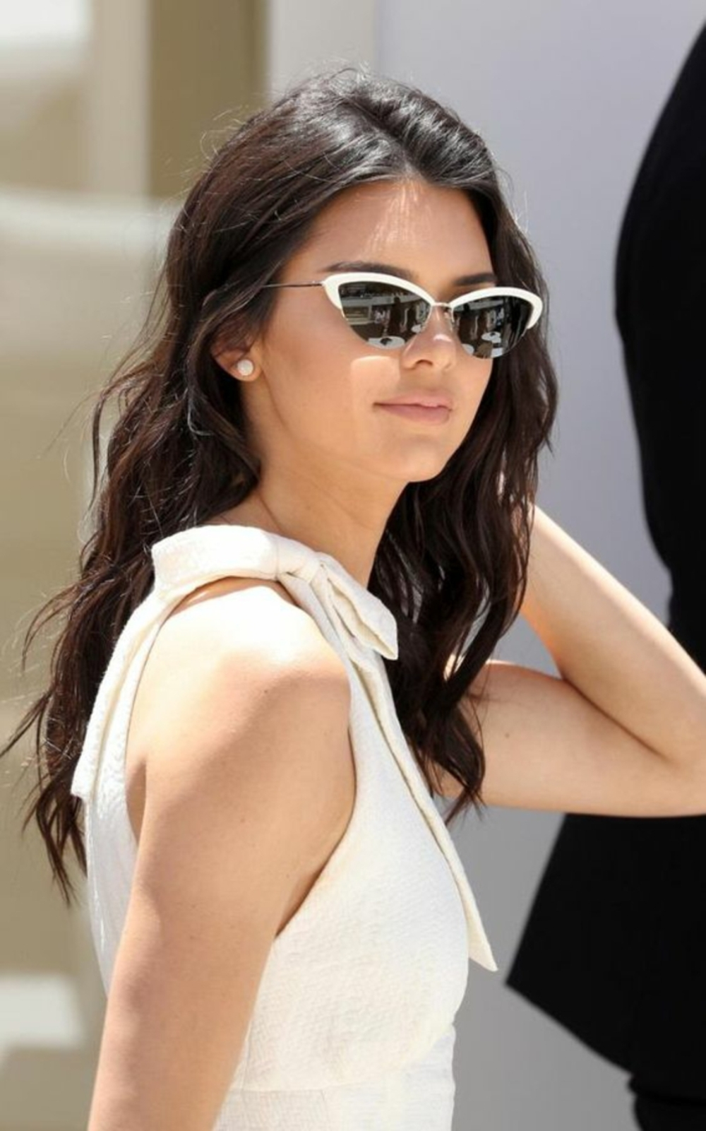 Kendall Jenner Sunglasses Cat Eye
