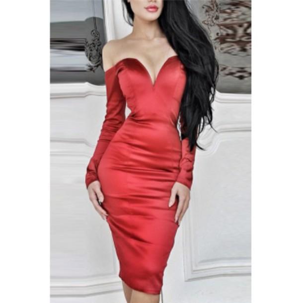 dress strapless dress