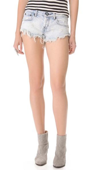 One Teaspoon Bonitas Shorts | SHOPBOP